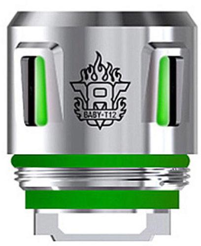 Résistances V8 Baby T12 Light Coil Smok Green Light