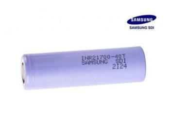 Accu Samsung INR 21700 40T