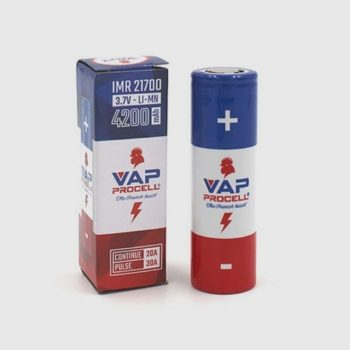Accu Vap Procell IMR 21700 Power 20A / 4200mAh