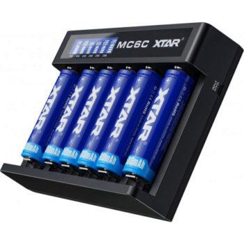 Chargeur Xtar MC6C (Noir)