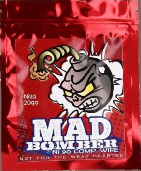 Mad Bomber Ni90 Comp. Wire 20ga