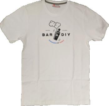 Tee-Shirt Blanc BAR A DIY®