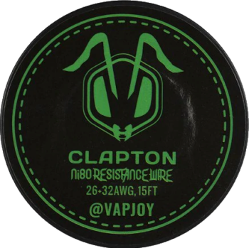 Clapton Wire 26+32AWG - 15ft