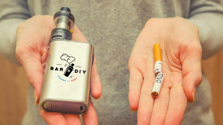 Arrêter de fumer grâce à la e-cig - BAR à DIY